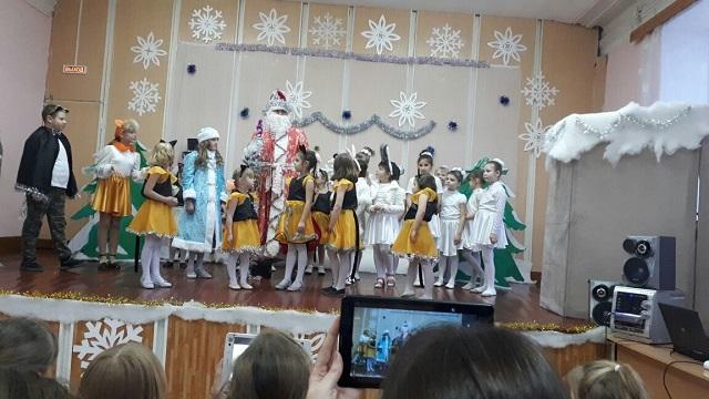 В Спасске организовали театрализованный праздник